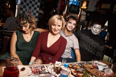 «Хэллоуин»: «Пиковая дама», 1 ноября 2019 - Ресторан «Максимилианс» Новосибирск - 33