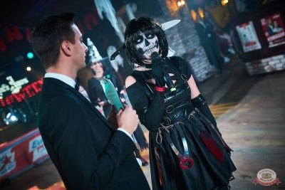 «Хэллоуин»: «Семейка Аддамс», 2 ноября 2019 - Ресторан «Максимилианс» Новосибирск - 22