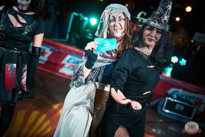 «Хэллоуин»: «Семейка Аддамс», 2 ноября 2019 - Ресторан «Максимилианс» Новосибирск - 23