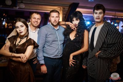 «Хэллоуин»: «Семейка Аддамс», 2 ноября 2019 - Ресторан «Максимилианс» Новосибирск - 29
