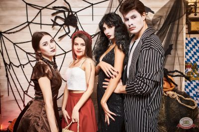 «Хэллоуин»: «Семейка Аддамс», 2 ноября 2019 - Ресторан «Максимилианс» Новосибирск - 3