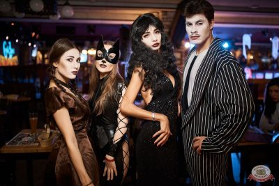 «Хэллоуин»: «Семейка Аддамс», 2 ноября 2019 - Ресторан «Максимилианс» Новосибирск - 32