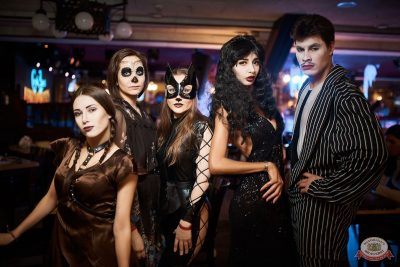 «Хэллоуин»: «Семейка Аддамс», 2 ноября 2019 - Ресторан «Максимилианс» Новосибирск - 43
