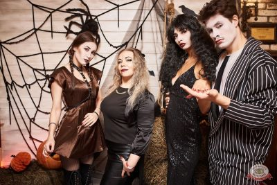 «Хэллоуин»: «Семейка Аддамс», 2 ноября 2019 - Ресторан «Максимилианс» Новосибирск - 5