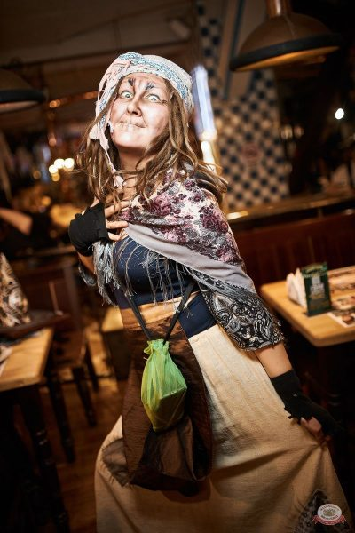 «Хэллоуин»: «Семейка Аддамс», 2 ноября 2019 - Ресторан «Максимилианс» Новосибирск - 55