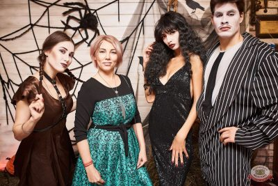 «Хэллоуин»: «Семейка Аддамс», 2 ноября 2019 - Ресторан «Максимилианс» Новосибирск - 6