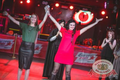 Halloween: первый день шабаша. Вечеринка по мотивам фильма «Гоголь», 27 октября 2017 - Ресторан «Максимилианс» Новосибирск - 38