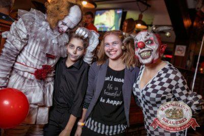 Halloween: второй день шабаша. Вечеринка по мотивам фильма «Оно», 28 октября 2017 - Ресторан «Максимилианс» Новосибирск - 14