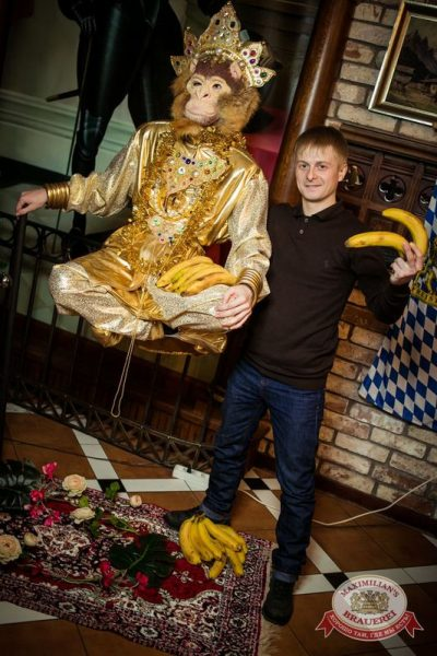 Карнавальная ночь в «Максимилианс», 1 января 2016 - Ресторан «Максимилианс» Новосибирск - 08