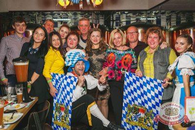 Октоберфест: Выбираем пивного Короля и Королеву, 19 сентября 2015 - Ресторан «Максимилианс» Новосибирск - 07