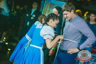 Октоберфест: Выбираем пивного Короля и Королеву, 19 сентября 2015 - Ресторан «Максимилианс» Новосибирск - 12