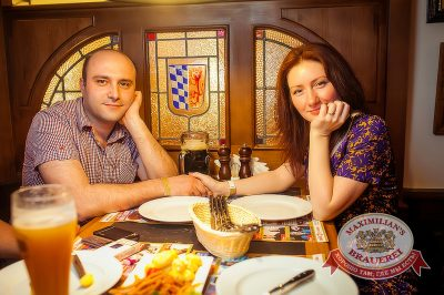 Константин Никольский, 29 мая 2014 - Ресторан «Максимилианс» Новосибирск - 20