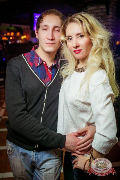 Владимир Кузьмин, 5 февраля 2015 - Ресторан «Максимилианс» Новосибирск - 21