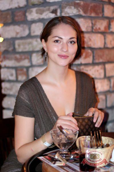 Открытие ресторана «Максимилианс» Новосибирск. Акт второй: ВИА «Волга-Волга», 17 апреля 2014 - Ресторан «Максимилианс» Новосибирск - 07
