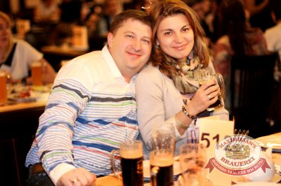 Открытие ресторана «Максимилианс» Новосибирск. Акт второй: ВИА «Волга-Волга», 17 апреля 2014 - Ресторан «Максимилианс» Новосибирск - 11