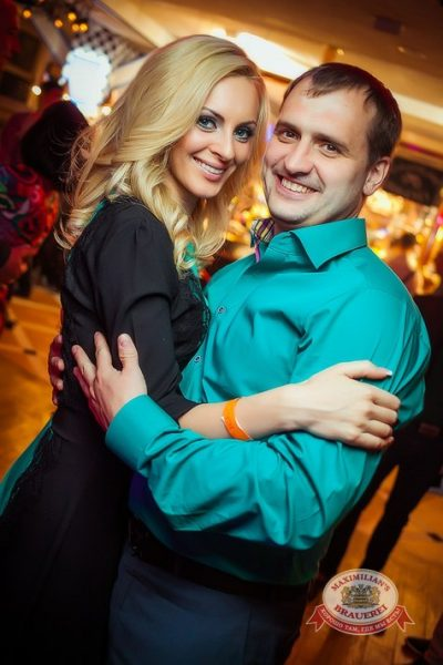 Открытие ресторана «Максимилианс» Новосибирск. День второй. 18 апреля 2014 - Ресторан «Максимилианс» Новосибирск - 28