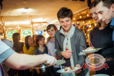 Открытие ресторана «Максимилианс» Новосибирск: день первый! Акт Первый: Гоша Куценко, 17 апреля 2014 - Ресторан «Максимилианс» Новосибирск - 09