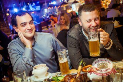 Открытие ресторана «Максимилианс» Новосибирск: день первый! Акт Первый: Гоша Куценко, 17 апреля 2014 - Ресторан «Максимилианс» Новосибирск - 16