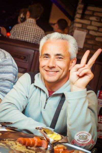 Открытие ресторана «Максимилианс» Новосибирск: день первый! Акт Первый: Гоша Куценко, 17 апреля 2014 - Ресторан «Максимилианс» Новосибирск - 32