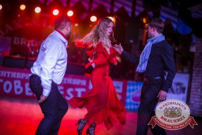 «Октоберфест»: Дни пивных дозоров. Темный дозор. Второй конкурсный день проекта «Давайте Потанцуем», 1 октября 2014 - Ресторан «Максимилианс» Новосибирск - 17