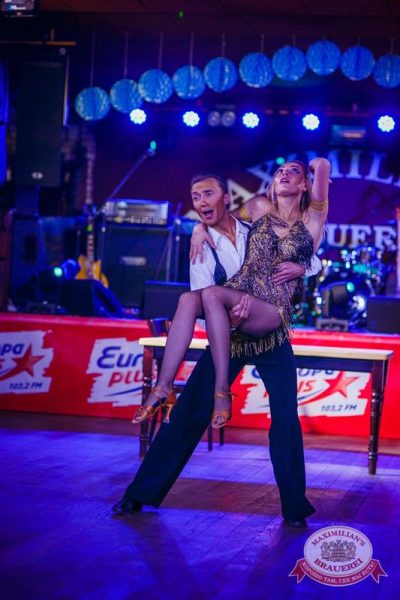 Октоберфест: Темный дозор. Давайте потанцуем. Тур первый, 23 сентября 2015 - Ресторан «Максимилианс» Новосибирск - 14