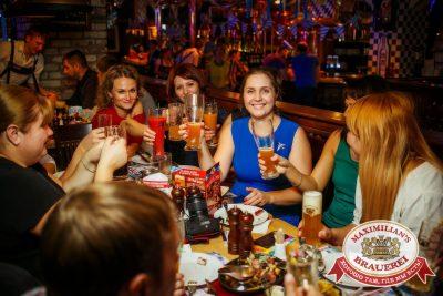 Октоберфест: Уикенд уже близко! Давайте потанцуем. Тур второй, 1 октября 2015 - Ресторан «Максимилианс» Новосибирск - 06