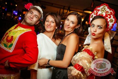 «Дыхание ночи»: Матрешка-party, 26 июня 2015 - Ресторан «Максимилианс» Новосибирск - 01