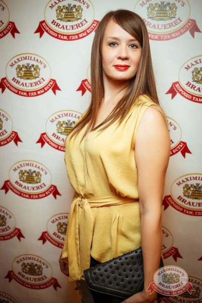Мисс Бавария, 24 апреля 2015 - Ресторан «Максимилианс» Новосибирск - 05