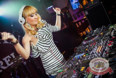 «Дыхание ночи»: Miss DJ (Казань), 31 мая 2014 - Ресторан «Максимилианс» Новосибирск - 12