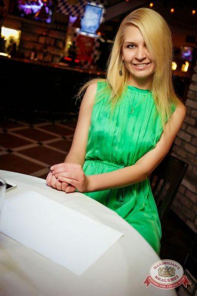 Финал конкурса «Мисс Максимилианс 2015», 23 апреля 2015 - Ресторан «Максимилианс» Новосибирск - 04