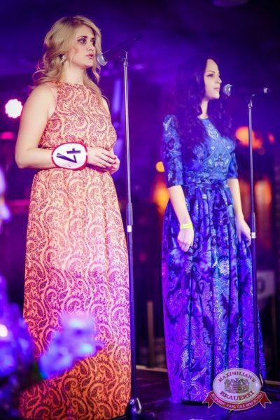 Финал конкурса «Мисс Максимилианс 2015», 23 апреля 2015 - Ресторан «Максимилианс» Новосибирск - 25