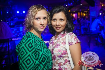 Митя Фомин, 7 августа 2014 - Ресторан «Максимилианс» Новосибирск - 11