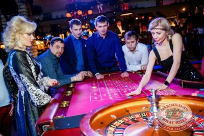 Новый год 2017: Casino Royale - Ресторан «Максимилианс» Новосибирск - 9