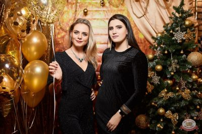 Новый год 2019: Golden Night, 1 января 2019 - Ресторан «Максимилианс» Новосибирск - 10