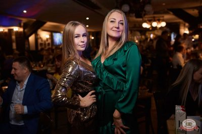 Новый год 2019: Golden Night, 1 января 2019 - Ресторан «Максимилианс» Новосибирск - 56