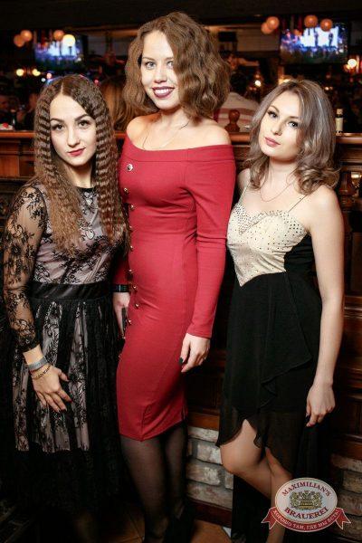 Новый год 2018: Hollywood, 1 января 2018 - Ресторан «Максимилианс» Новосибирск - 39