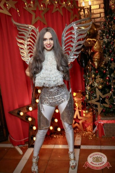 Новый год 2018: Hollywood, 1 января 2018 - Ресторан «Максимилианс» Новосибирск - 4