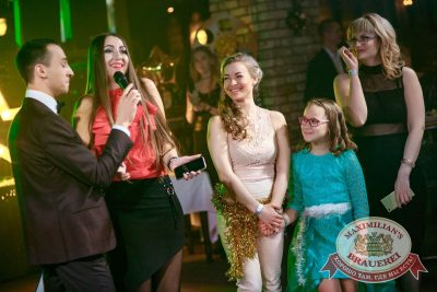 Новый год 2018: Hollywood, 1 января 2018 - Ресторан «Максимилианс» Новосибирск - 52