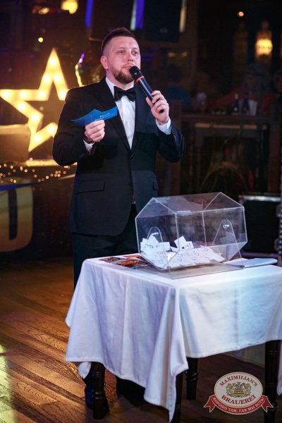 Новый год 2018: Hollywood, 1 января 2018 - Ресторан «Максимилианс» Новосибирск - 59
