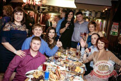 Новый год 2018: Hollywood, 1 января 2018 - Ресторан «Максимилианс» Новосибирск - 74