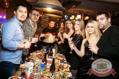 Новый год 2018: Hollywood, 1 января 2018 - Ресторан «Максимилианс» Новосибирск - 75