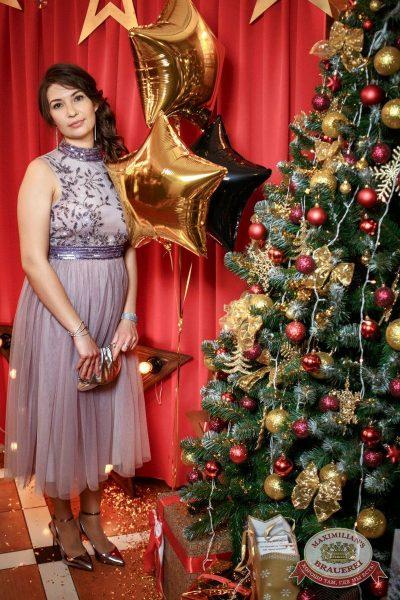 Новый год 2018: Hollywood, 1 января 2018 - Ресторан «Максимилианс» Новосибирск - 9