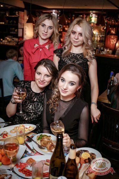 Новый год 2018: Hollywood, 1 января 2018 - Ресторан «Максимилианс» Новосибирск - 91