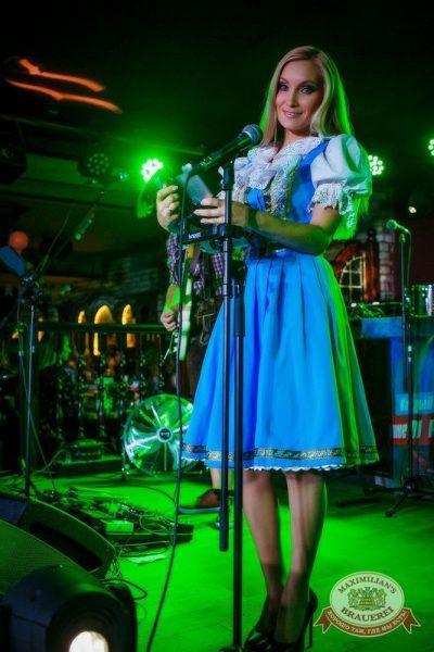 Открытие 205-го фестиваля живого пива «Октоберфест-2015», 18 сентября 2015. Новосибирск — Пивная столица! - Ресторан «Максимилианс» Новосибирск - 21