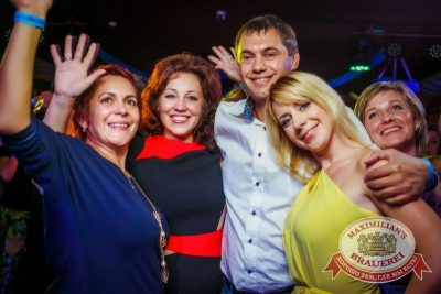 Открытие 205-го фестиваля живого пива «Октоберфест-2015», 18 сентября 2015. Новосибирск — Пивная столица! - Ресторан «Максимилианс» Новосибирск - 27