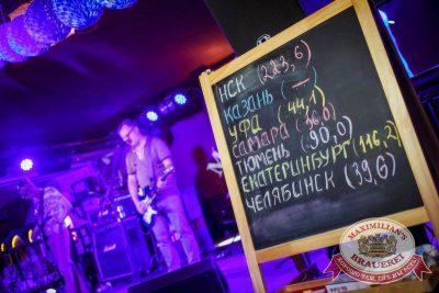 Октоберфест: Фестивальный уикенд. Выиграй тонну пива! Новосибирск — Пивная Столица «Октоберфеста-2015»! 2 октября 2015 - Ресторан «Максимилианс» Новосибирск - 02