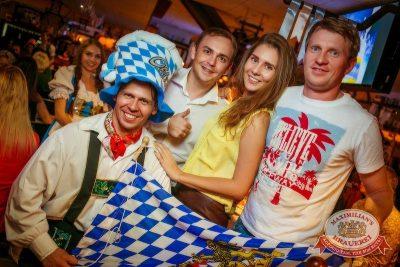 Октоберфест: Фестивальный уикенд. Выиграй тонну пива! 25 сентября 2015 - Ресторан «Максимилианс» Новосибирск - 06