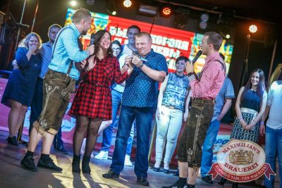 «Октоберфест-2017»: выбор Короля и Королевы (первый тур), 16 сентября 2017 - Ресторан «Максимилианс» Новосибирск - 20