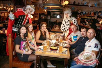 «Октоберфест-2017»: выбор Короля и Королевы (первый тур), 16 сентября 2017 - Ресторан «Максимилианс» Новосибирск - 7