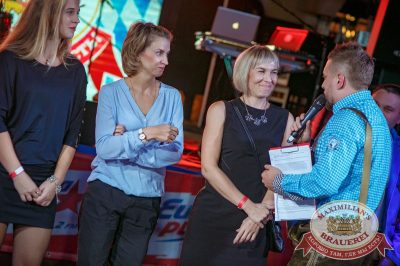 «Октоберфест-2017»: выбор пивной столицы, 29 сентября 2017 - Ресторан «Максимилианс» Новосибирск - 18